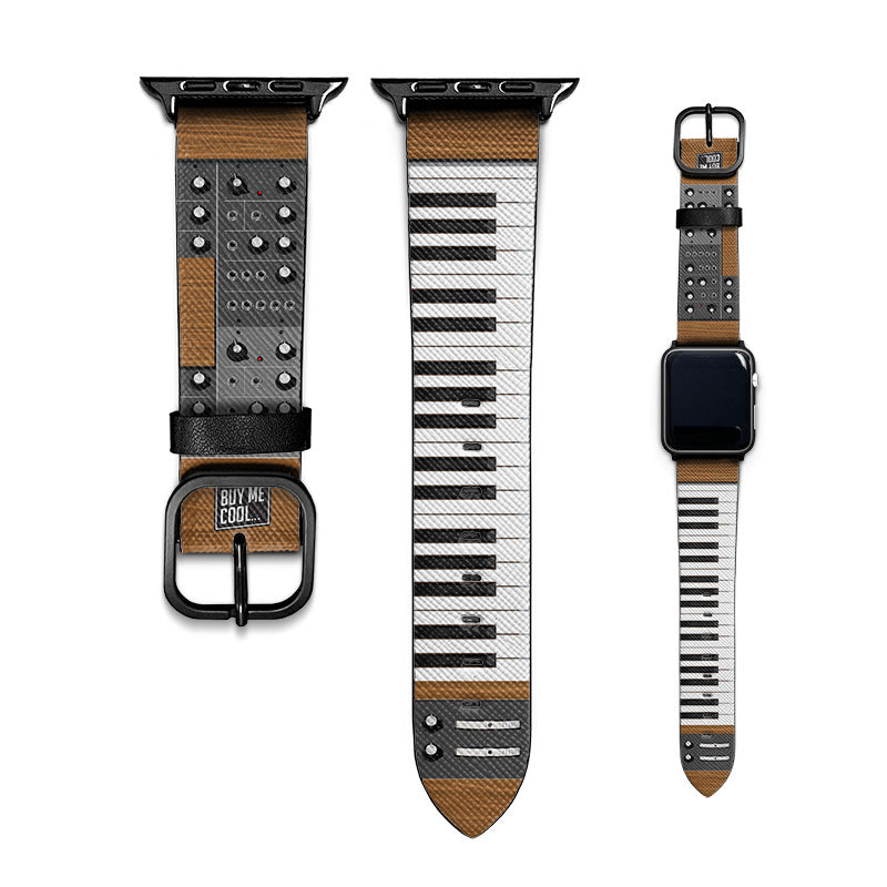 Wood Synth - Apple Watch Band