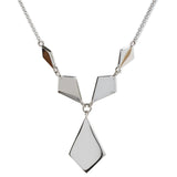 Metrica Five Kite Necklace