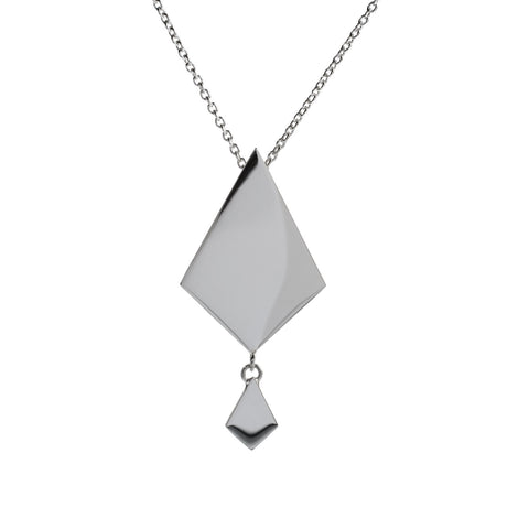 Metrica Duo Kite Necklace