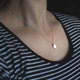 Metrica Tiny Kite Necklace