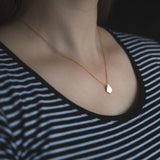 Metrica Vermeil Tiny Kite Necklace