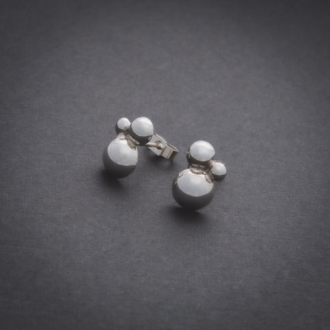 Kando stud earrings