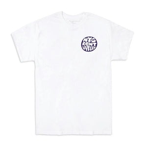 Neighborhood Spot  - NYC Rent Lottery Tee | Design by Kevin Lyons - COMPLEX SHOP EXCLUSIVE