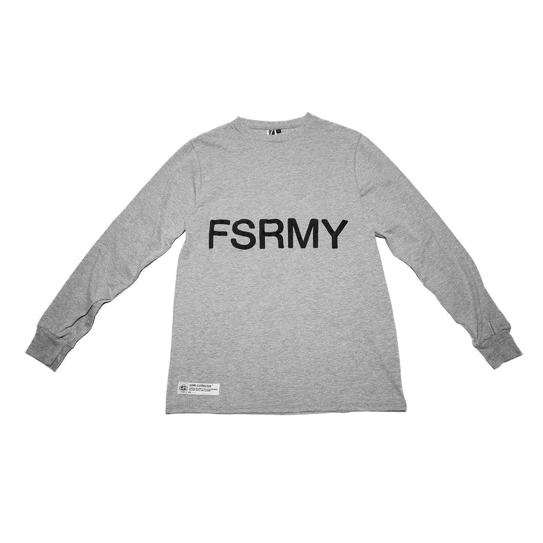 FSRMY Puff Print Long Sleeve
