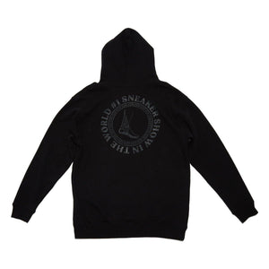 Thank You For Sneaker Shopping Hoodie Black