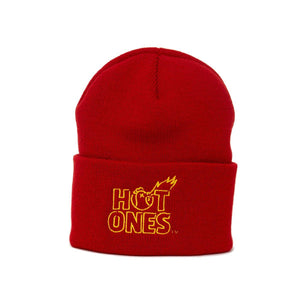 Hot Ones Beanie - Red