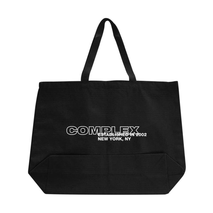 Complex Established Oversized Tote