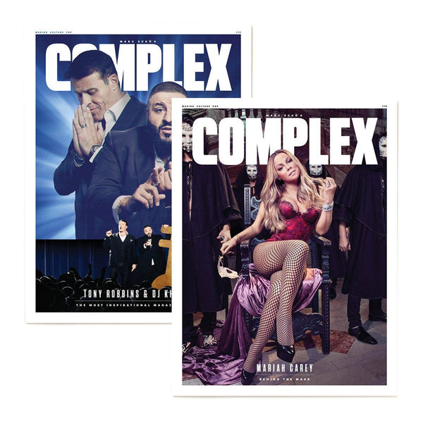 Complex complex magazine augsep 2016 dj khaled tony robbinsmariah carey fandeluxe Image collections