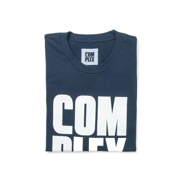 Complex complex logo tee fandeluxe Image collections