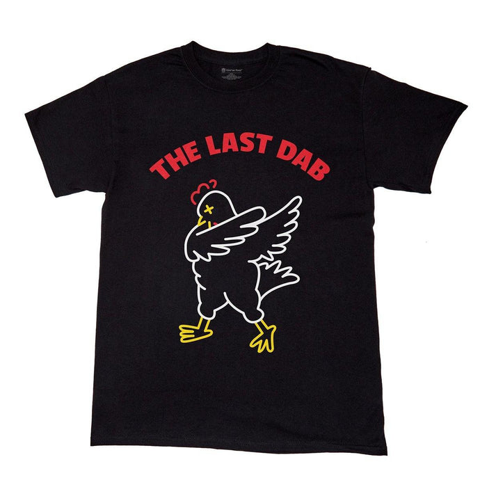 Hot Ones The Last Dab Tee - Black