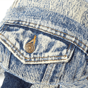 Levi's® SecondHand Reworked by Makayla Wray - Crab
