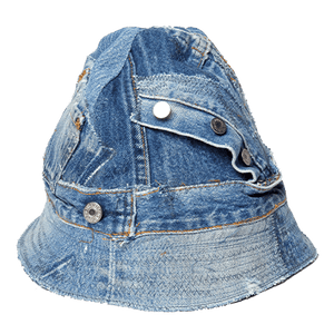 Levi's® SecondHand Reworked by Makayla Wray - Multi Denim Hat