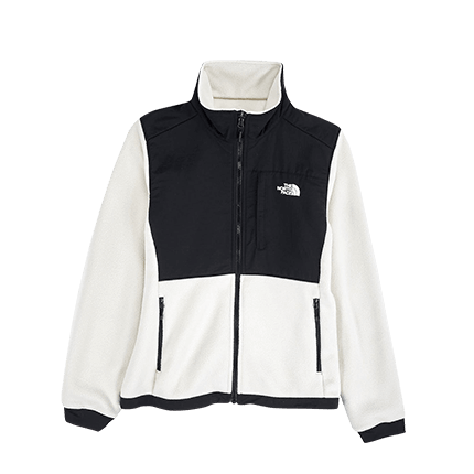 THE NORTH FACE WOMEN'S DENALI 2 JACKET - WHITE