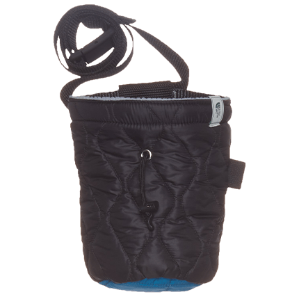 THE NORTH FACE REMADE: UPCYCLED CHALK BAG - MOONLIGHT