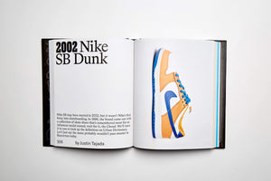 SNEAKER OF THE YEAR Book