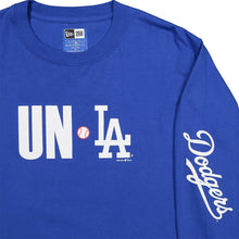 Load image into Gallery viewer, Union x Dodgers Long Sleeve Tee - Blue