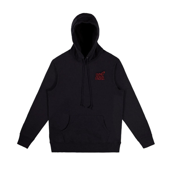 Hot Ones - Hot Ones Embroidered Hoodie