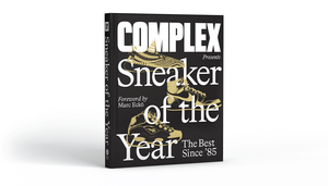 SNEAKER OF THE YEAR Book (Signed)