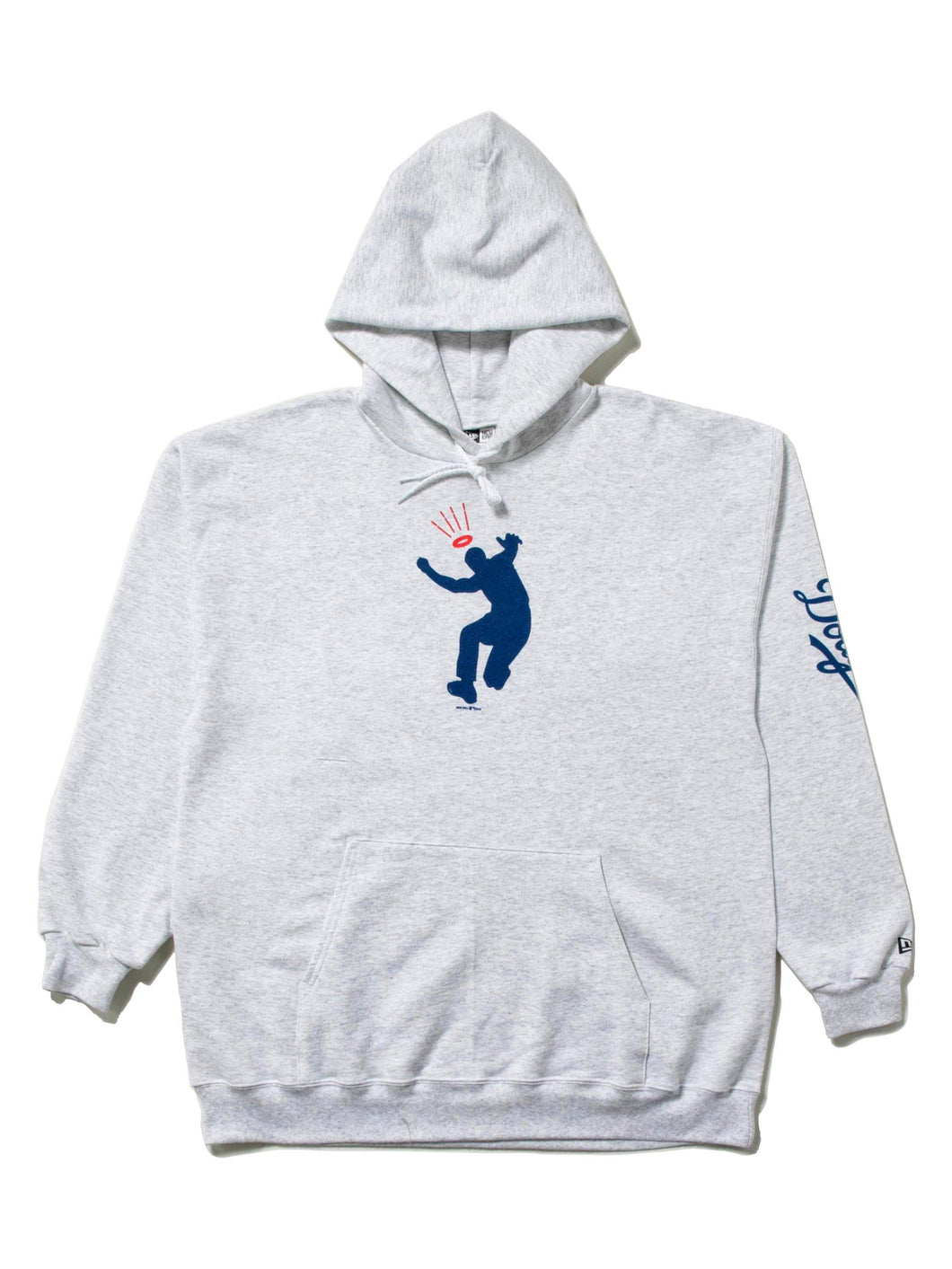 Union x Dodgers Crown Hoodie - Grey