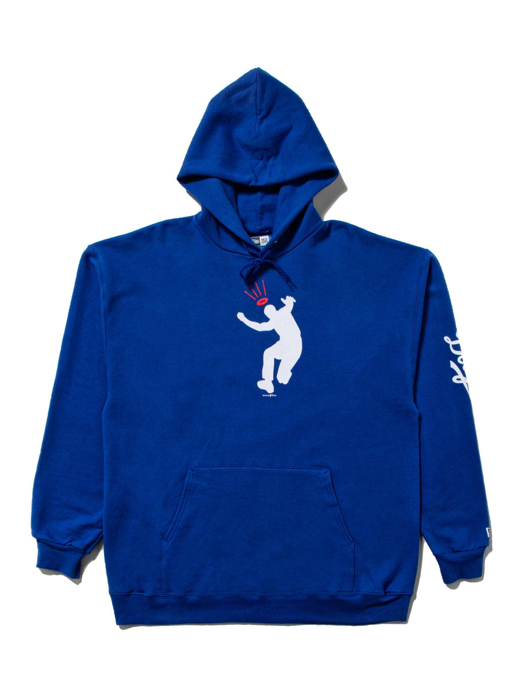 [ARCHIVED] Union x Dodgers Elysian Frontman Hoodie - Blue