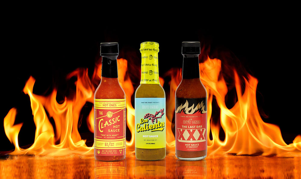 Official Hot Sauces
