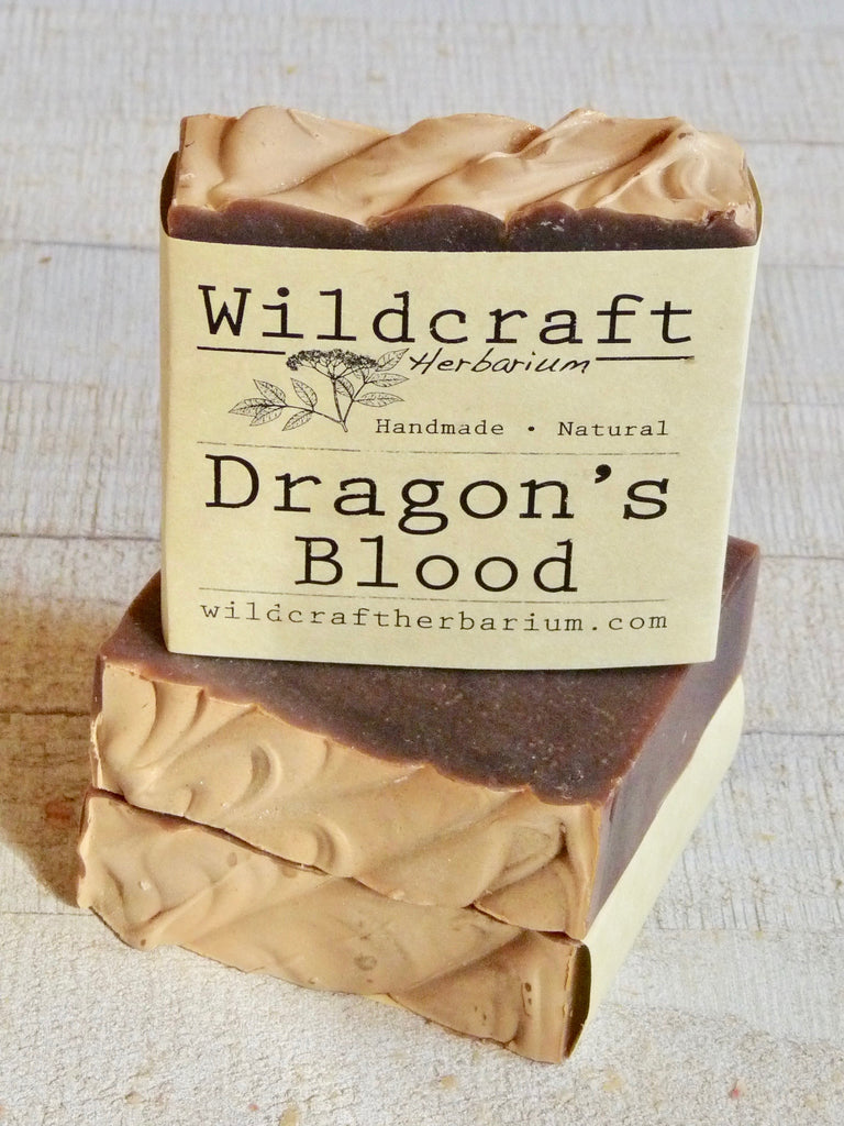Dragon's Blood Soap Bar