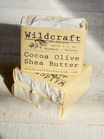 Cocoa Olive Shea Butter Soap Bar