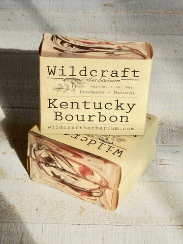 Kentucky Bourbon Soap Bar