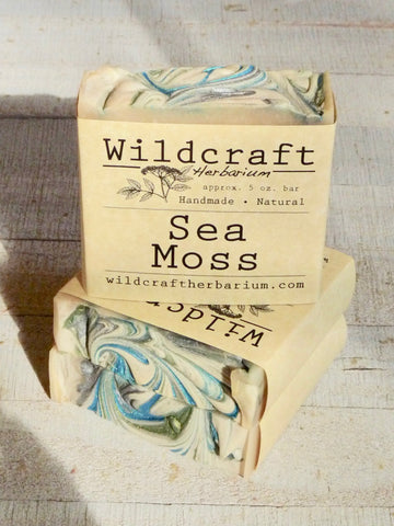 Sea Moss Soap Bar