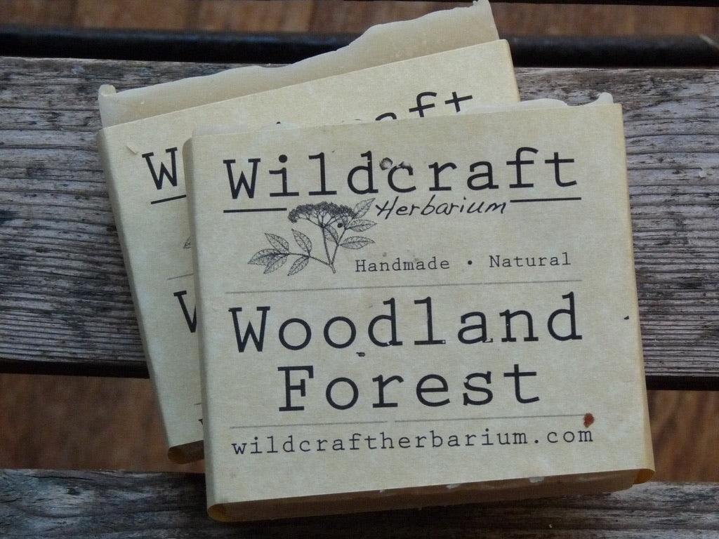 Woodland Forest Soap Bar