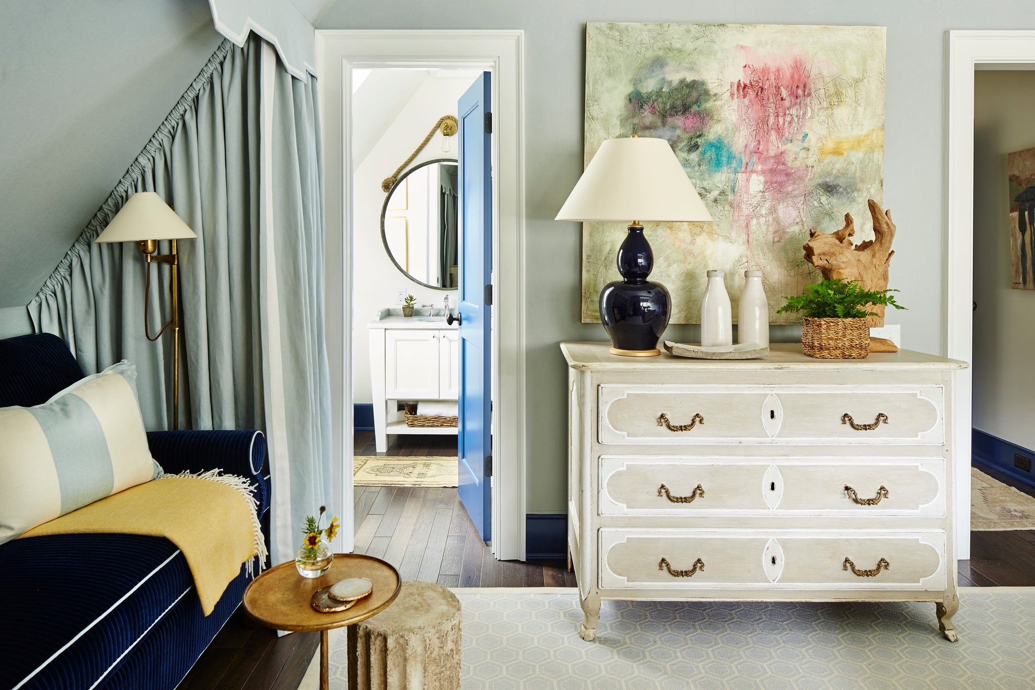 SOUTHERN LIVING IDEA HOUSE BEDROOM