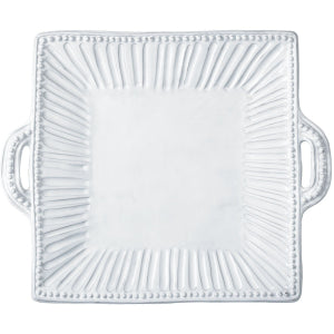 INCANTO_WHITE_STRIPE_SQUARE_HANDLED_PLATTER