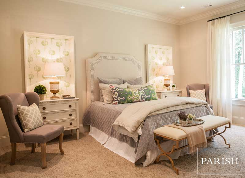 SHOWHOUSE MASTER BEDROOM