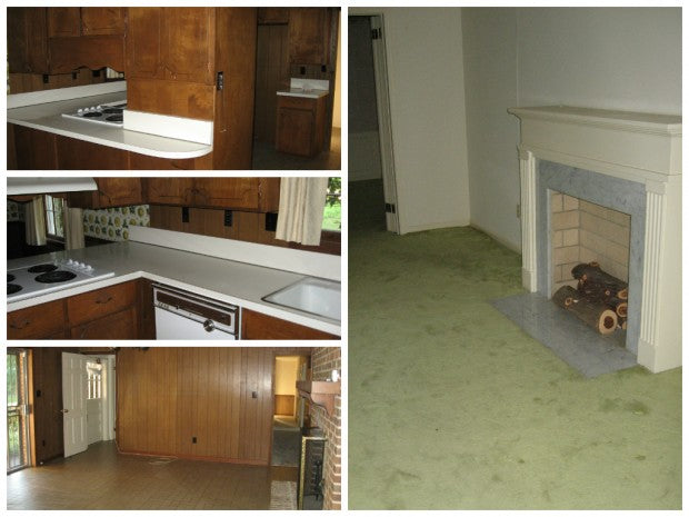 before den and kitchen