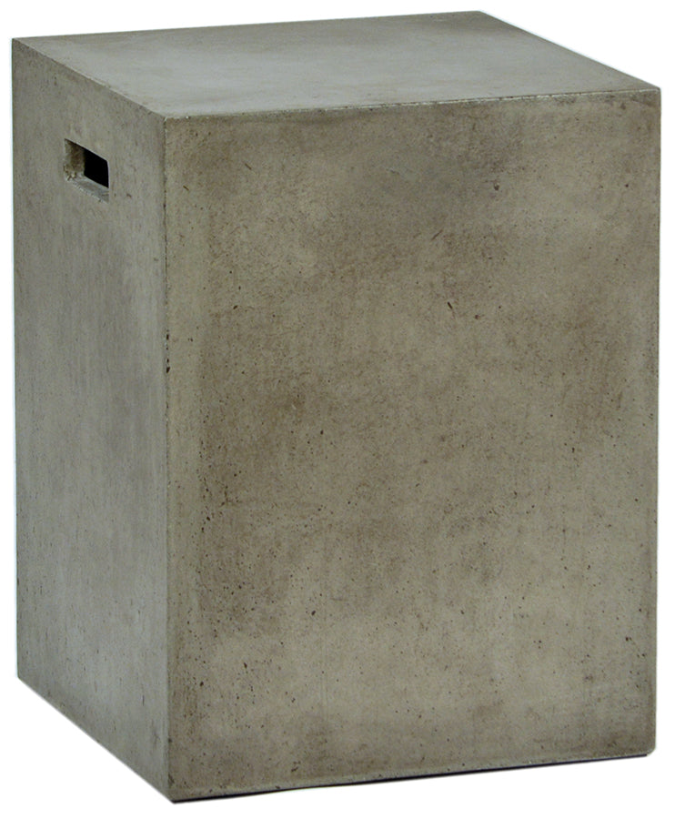 Stool with Cement Top