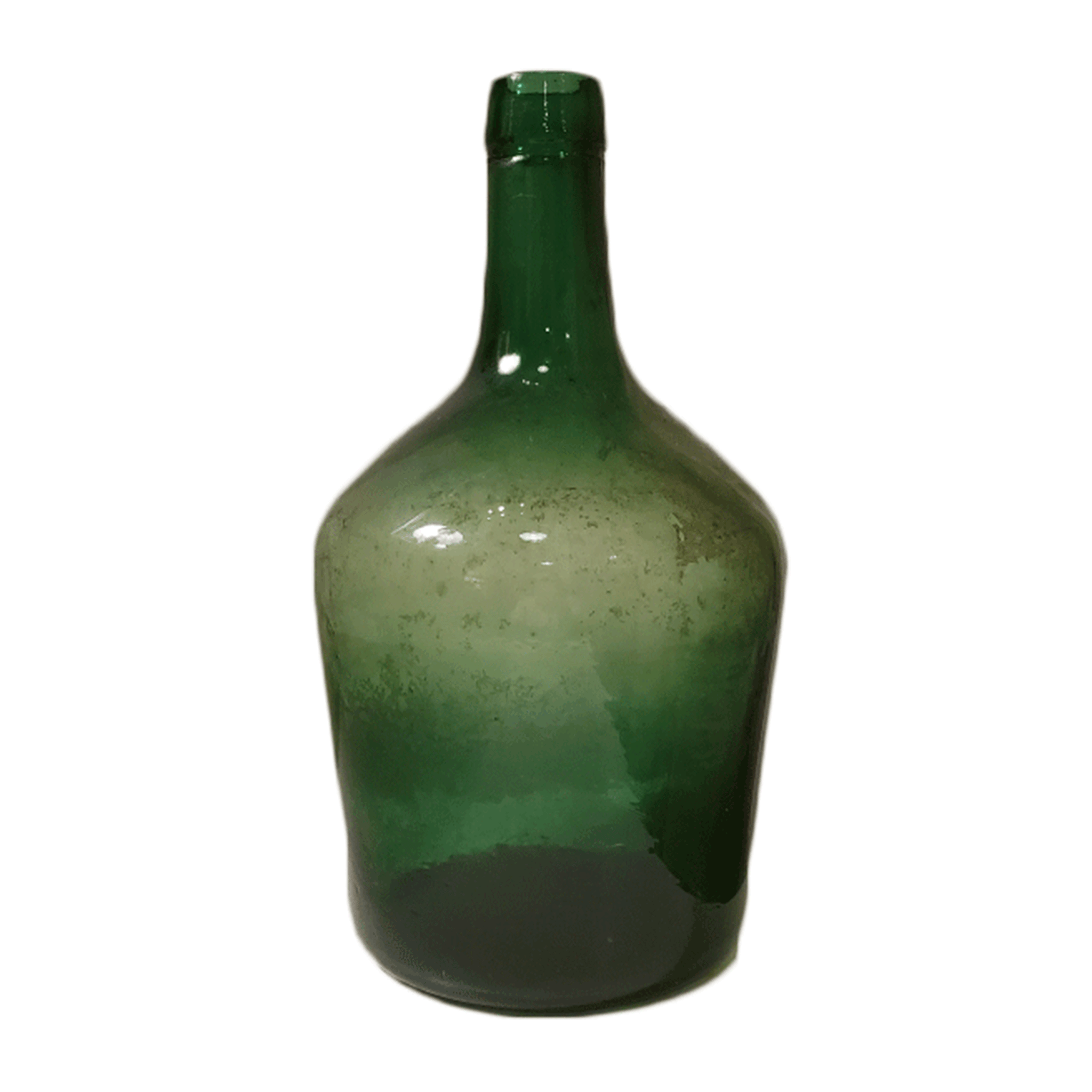 Antique Glass Bottle, Small
