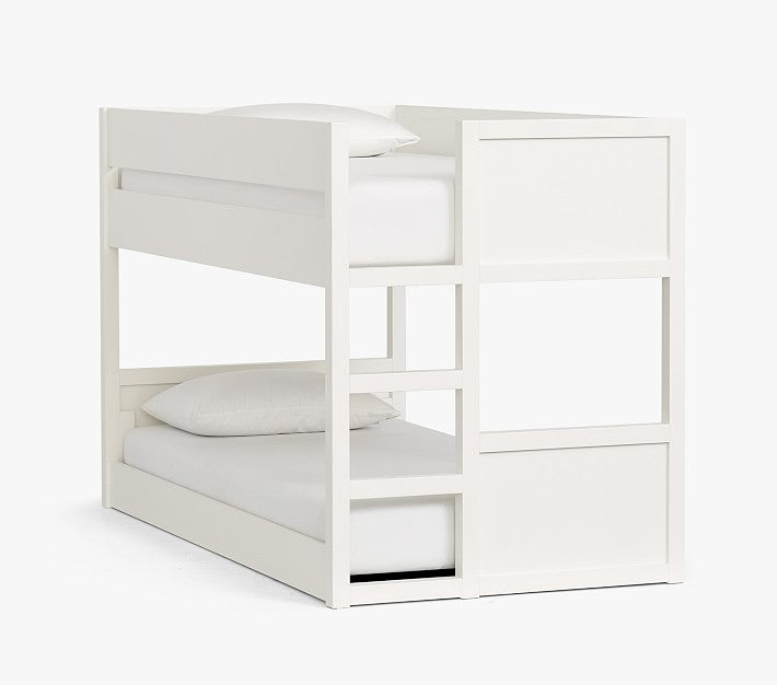 Camden Twin-Over-Twin Low Bunk Bed