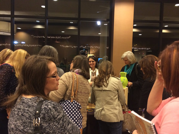 Diffusing Mamas at a Special Essiential Oils Event