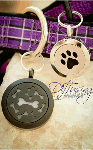 Calming Pet Diffuser Locket for Collars