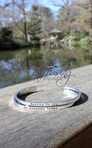 Passion Cufflets - Running On Oils or Be Awesome Today