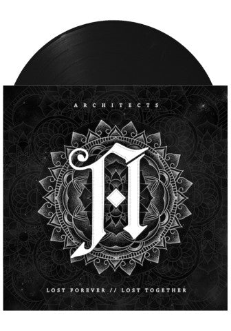 ARCHITECTS - Lost Forever // Lost Together (Black LP) - New Damage Records