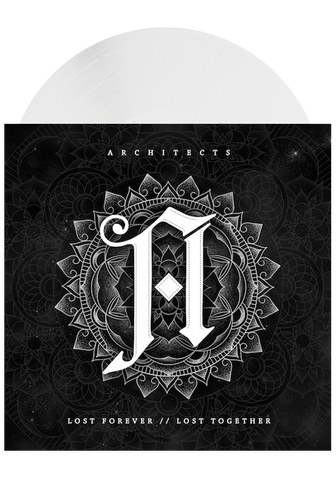 ARCHITECTS - Lost Forever // Lost Together (Clear Vinyl) - New Damage Records