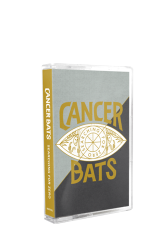 CANCER BATS - Searching For Zero (Tape)