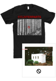 COUNTERPARTS - You're Not You Anymore (CD + Black T-Shirt)