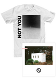 COUNTERPARTS - You're Not You Anymore (CD + White T-Shirt)