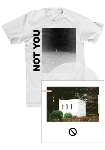 COUNTERPARTS - You're Not You Anymore (Clear LP + White T-Shirt)