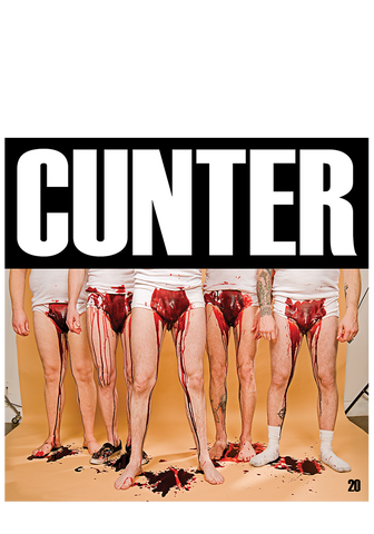 CUNTER - 20 (CD) - New Damage Records