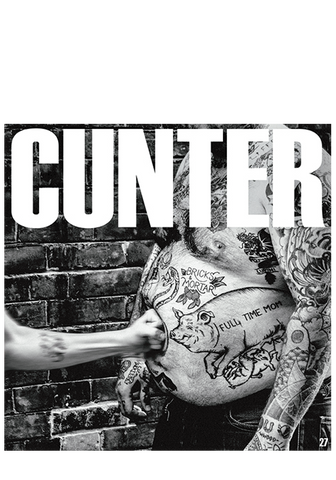 CUNTER - 27 (CD) - New Damage Records