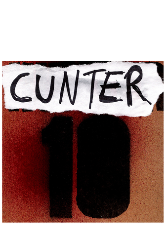 CUNTER- 10 (CD) - New Damage Records