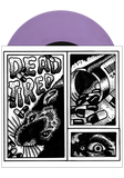 "DEAD TIRED - Vol. One 7"" + Back Patch - New Damage Records"
